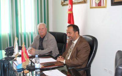 Une séance de travail pour préparer le colloque national sur la gouvernance dans le secteur agricole
